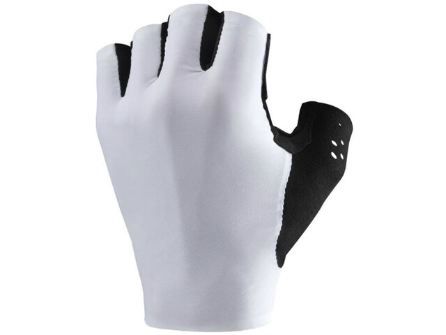 Mavic Cosmic Pro Gloves Herre white/black